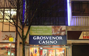 Grosvenor Casino Swansea