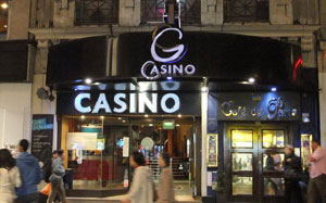 Grosvenor G Piccadilly Casino