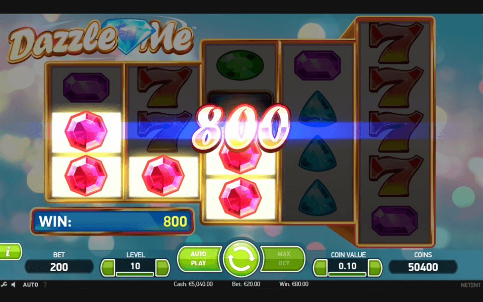 Dazzle Me Game Screenshot