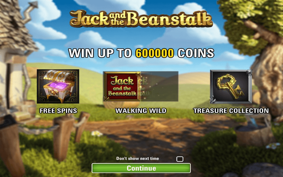 Jack and the Beanstalk Game Screenshot
