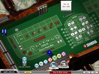 swiss online casino sizzling games