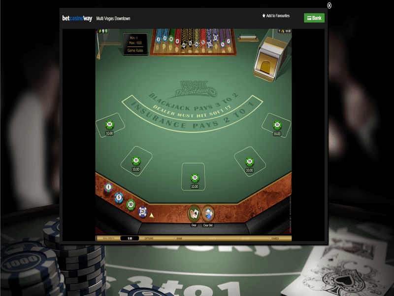 Betway Italy Casino Review – Online Casino Review