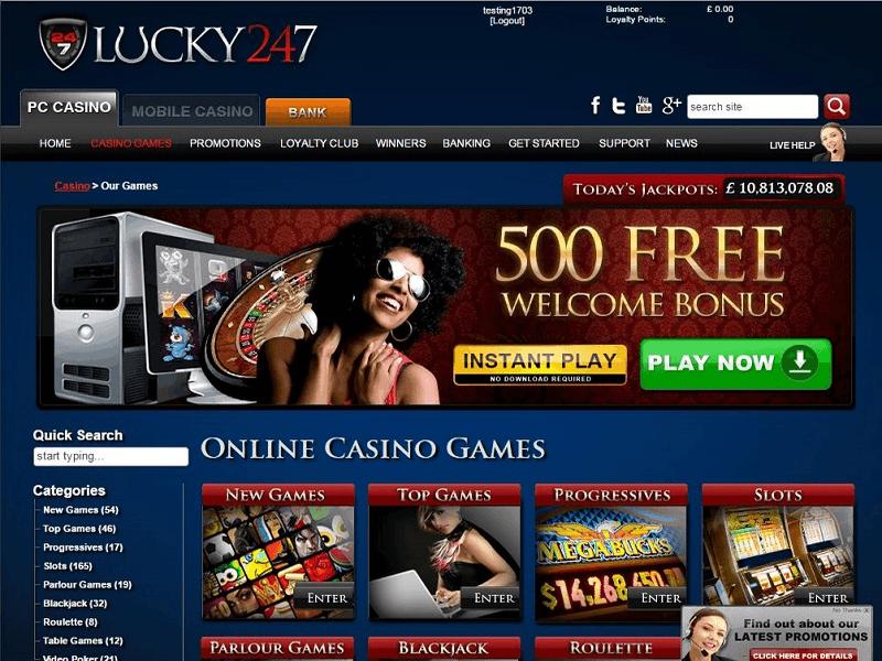 Online casino ratings uk