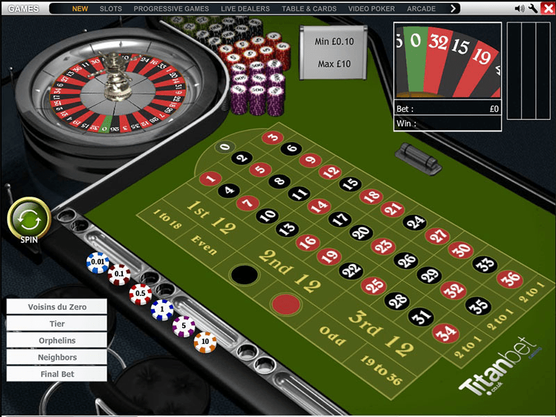 live dealer roulette free play