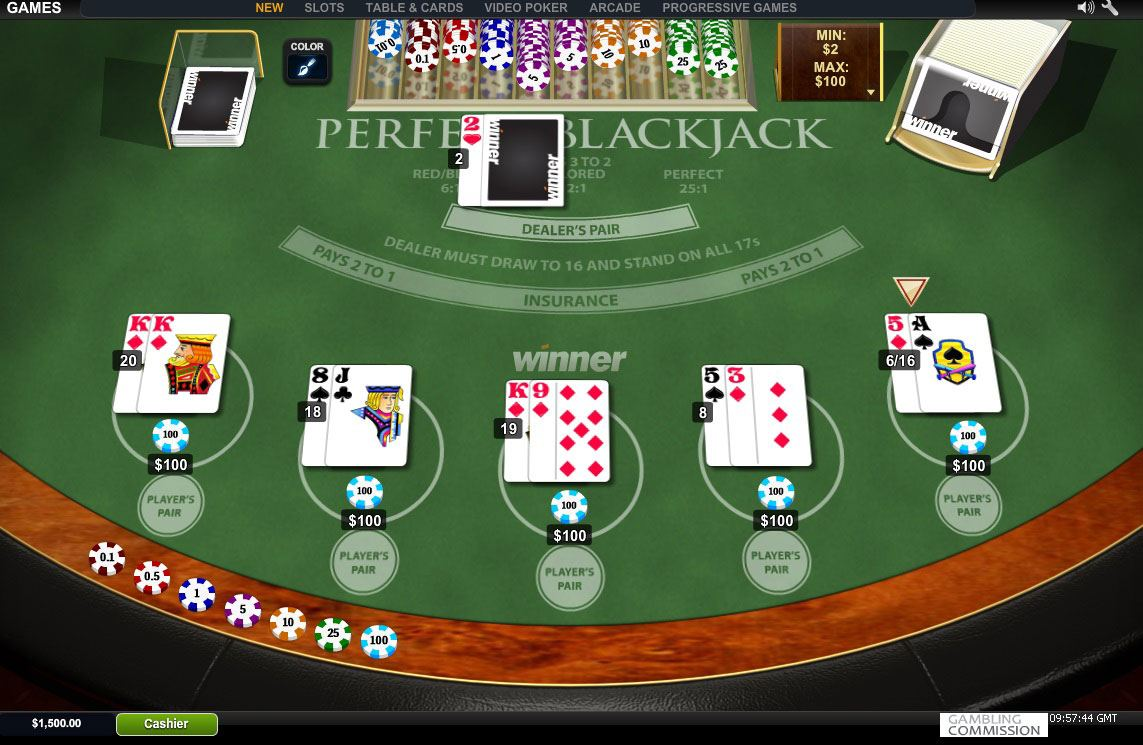 online winner casino