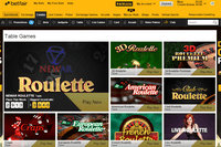 Betfair Casino Screenshot