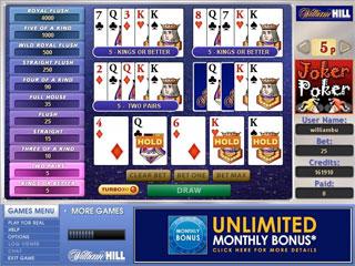 Casino wellington poker